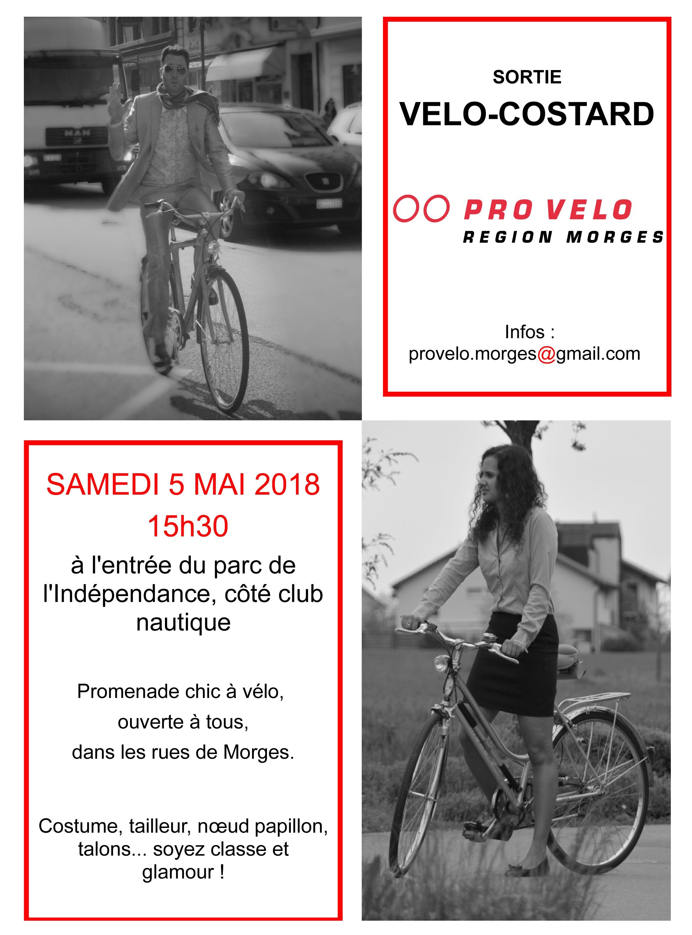 Affiche Vélo costard