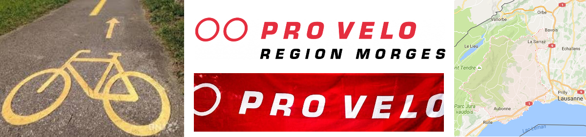 PROVELO Region Morges
