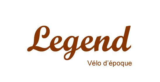 Legend vélo d'époque