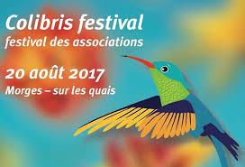 Affiche Festival Colibris